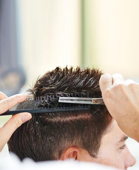 wash cut & blowdry pic2